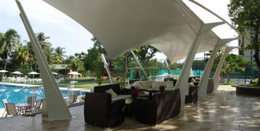 Cubierta Club Alemán Maracaibo